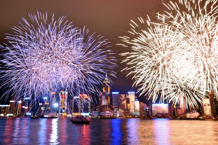 8. Chinese New Year in Hong Kong