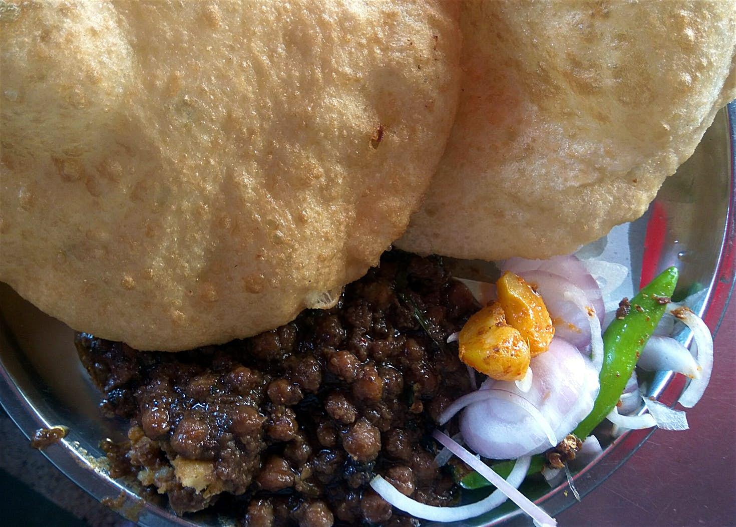 Breakfast bonhomie at Baba Nagpal Corner