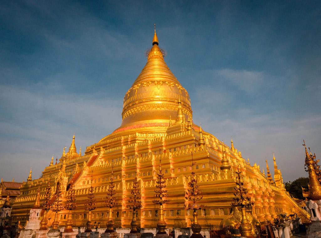 Bagan, huyền bí từ những ngôi chùa cổ!