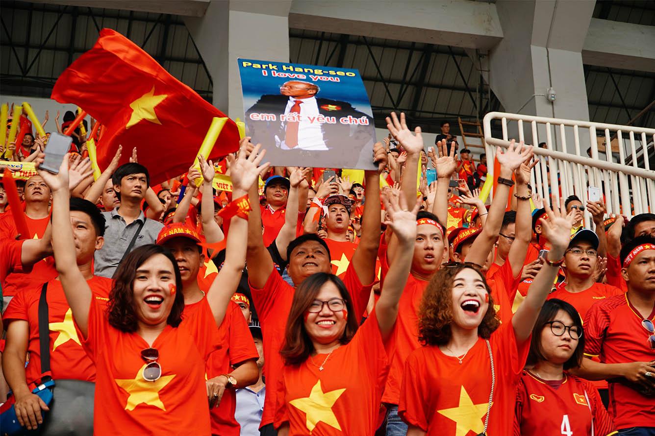 Cuồng nhiệt cùng tuyển Việt Nam tranh tài đỉnh cao tại vòng Chung kết Asian Cup 2019