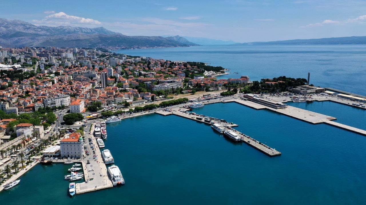Hành trình trở lại thời gian ở thành phố cổ Split