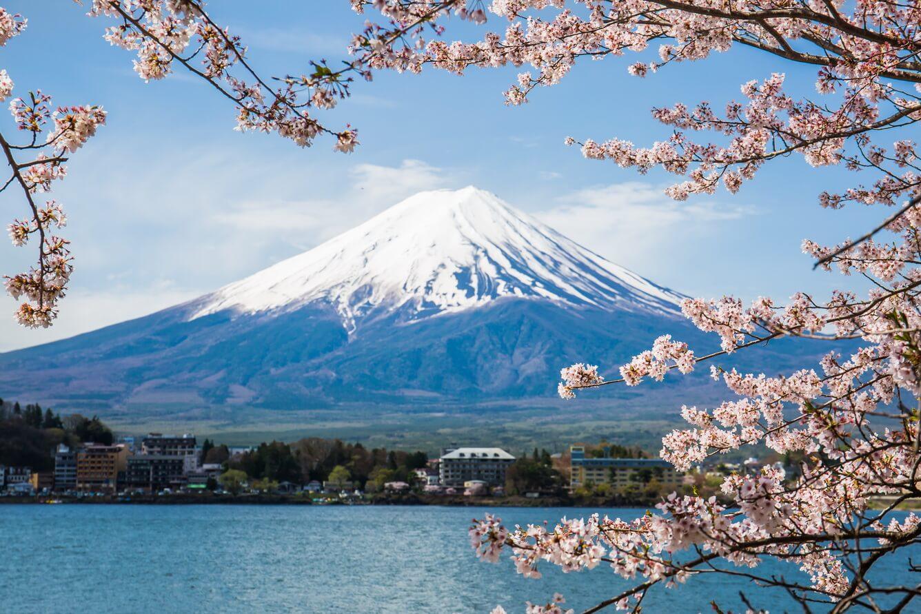 Núi Phú Sĩ - biểu tượng thiêng liêng của nước Nhật