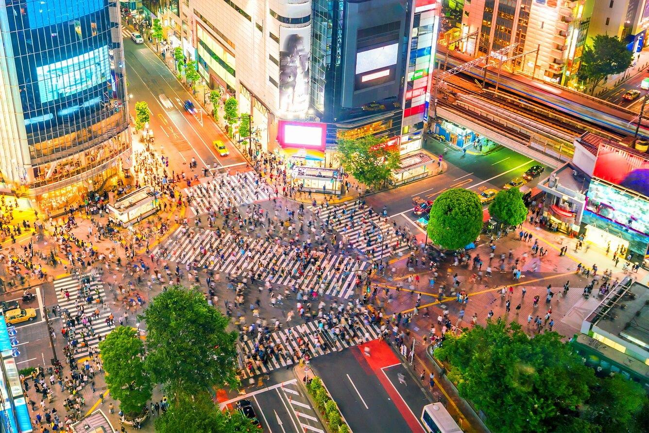 Khám phá thủ đô Tokyo nhộn nhịp