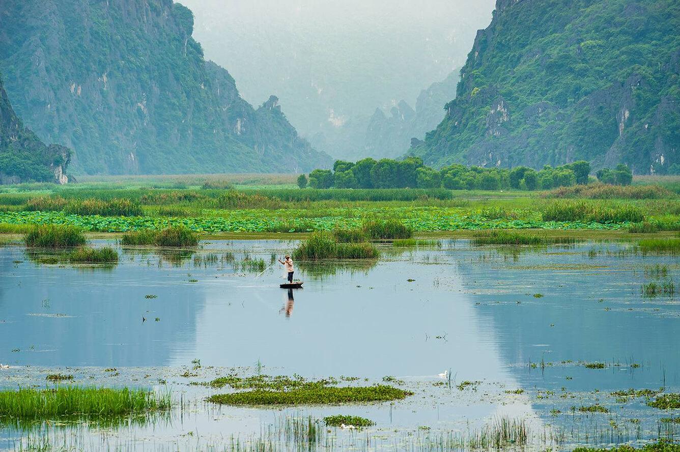 Khu bảo tồn thiên nhiên với hệ sinh thái phong phú bậc nhất