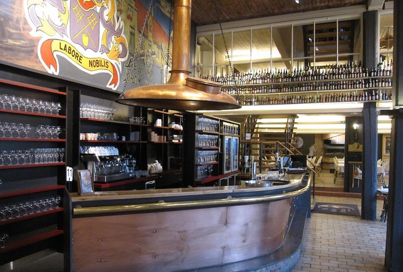 5. De Halve Maan Brewery