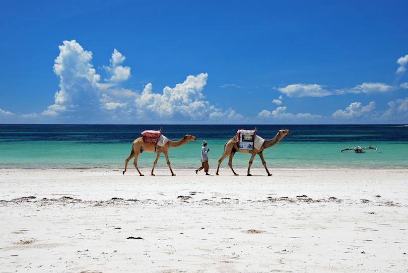 1. Diani Beach