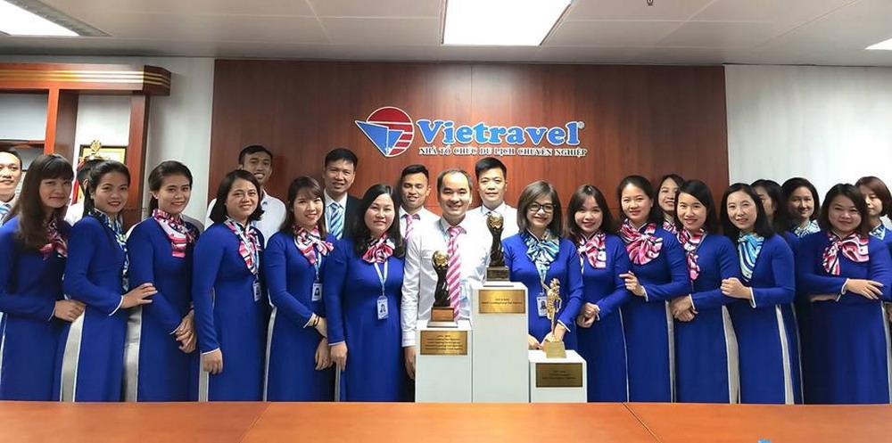 Vietravel tri ân khách hàng nhân dịp lần thứ 2 đạt danh hiệu 'World's Leading Group Tour Operator'
