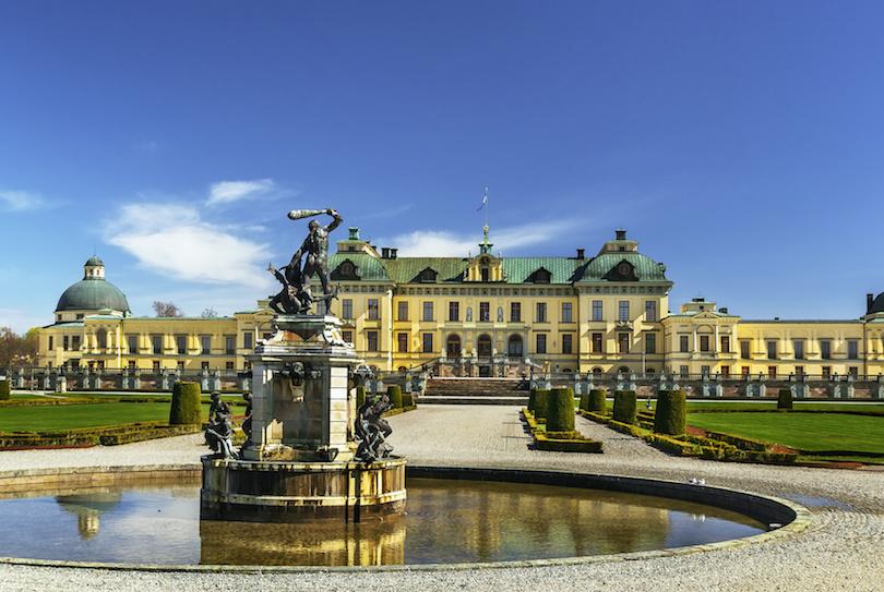 3. Drottningholm Palace