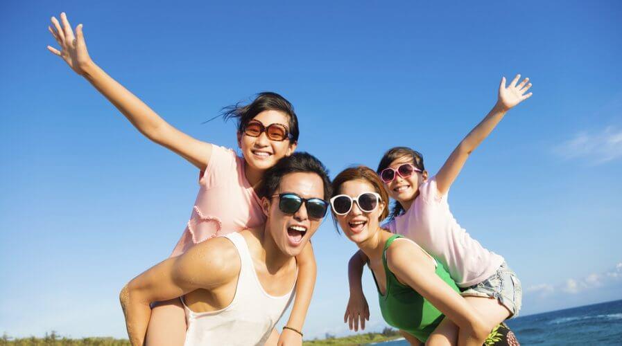 Du lịch mở ra một chân trời mới nhiều trải nghiệm cho trẻ