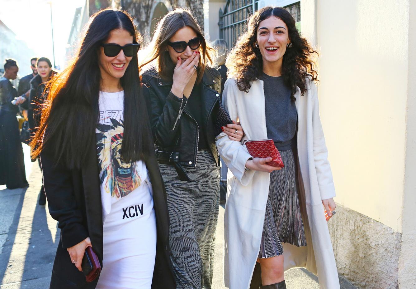 … và kinh đô thời trang thế giới Milan
