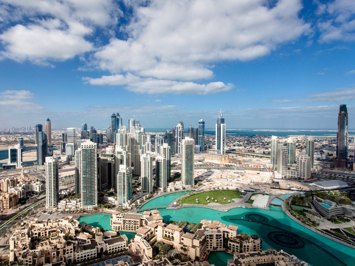 4. Dubai, United Arab Emirates