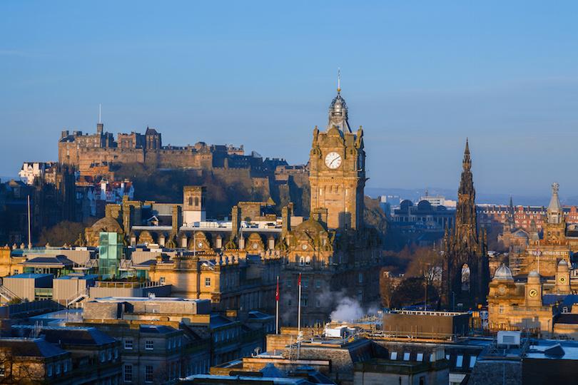 2. Edinburgh
