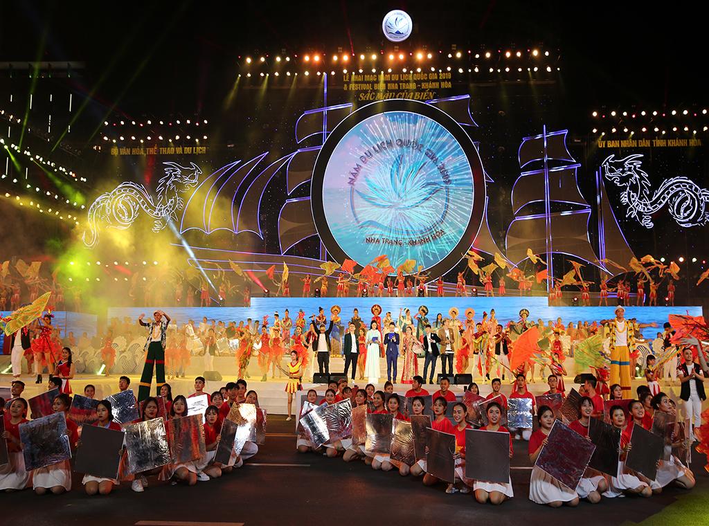 Vui Festival Biển Nha Trang - Khánh Hòa 2019