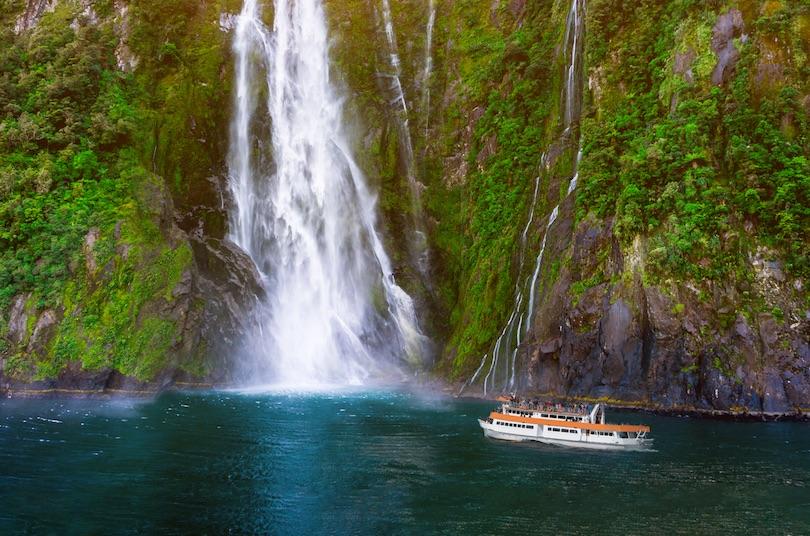 1. Fiordland National Park