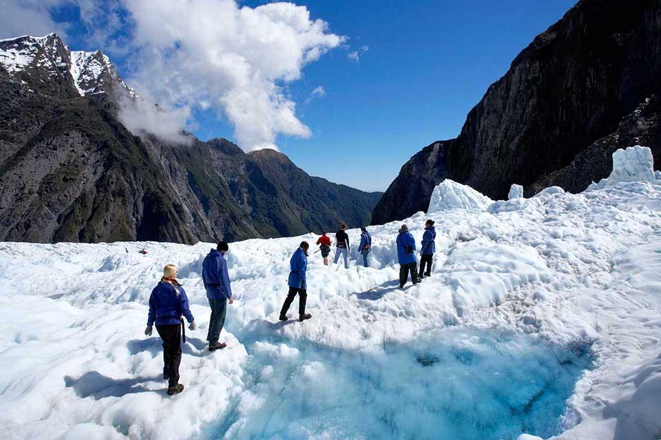 8. Glacier Country
