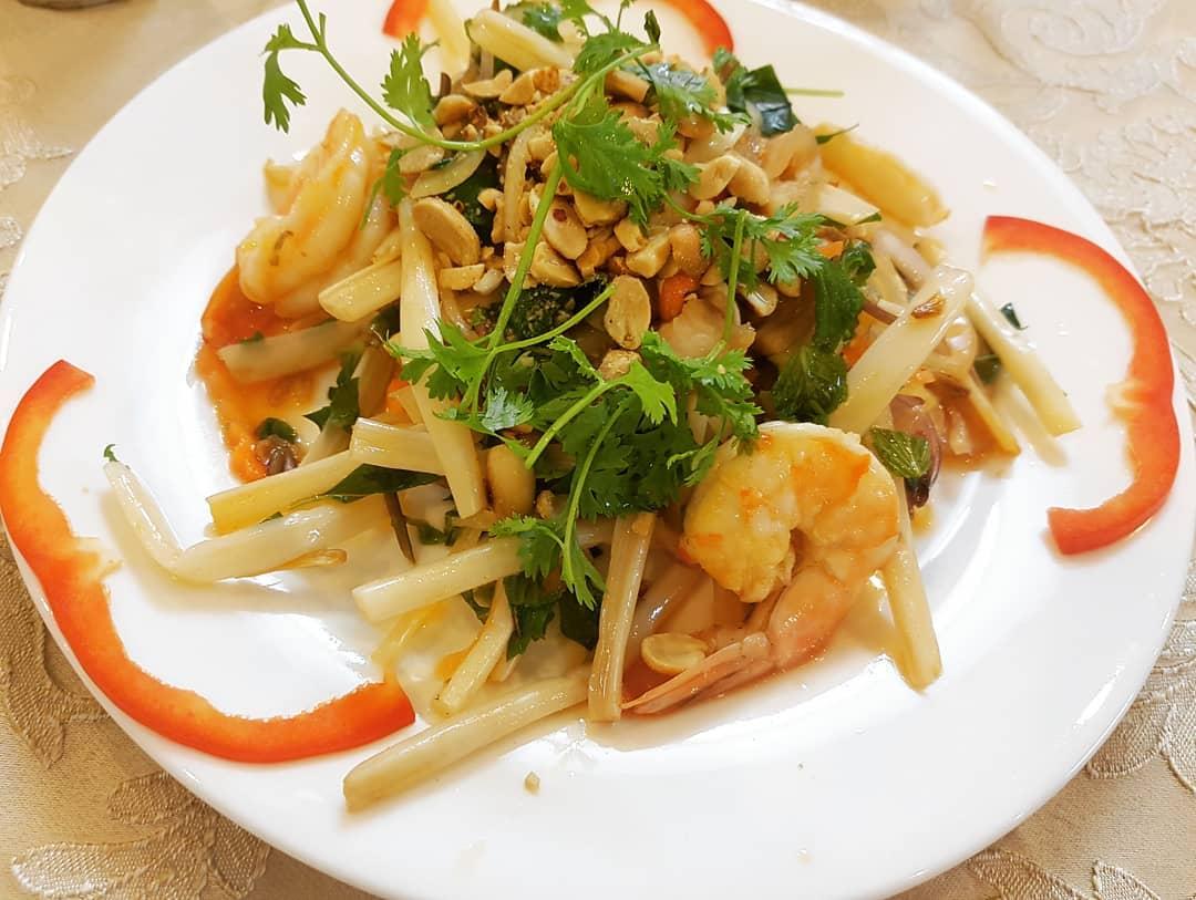 Goi Ngo Sen (Lotus Root Salad)