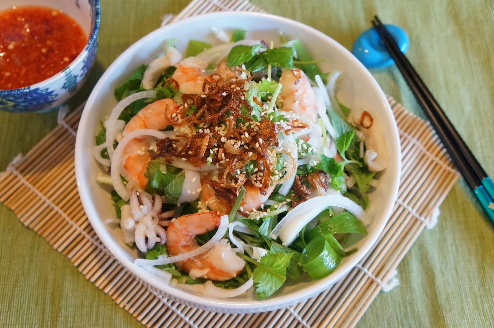 Goi Tom (Shrimp Salad)