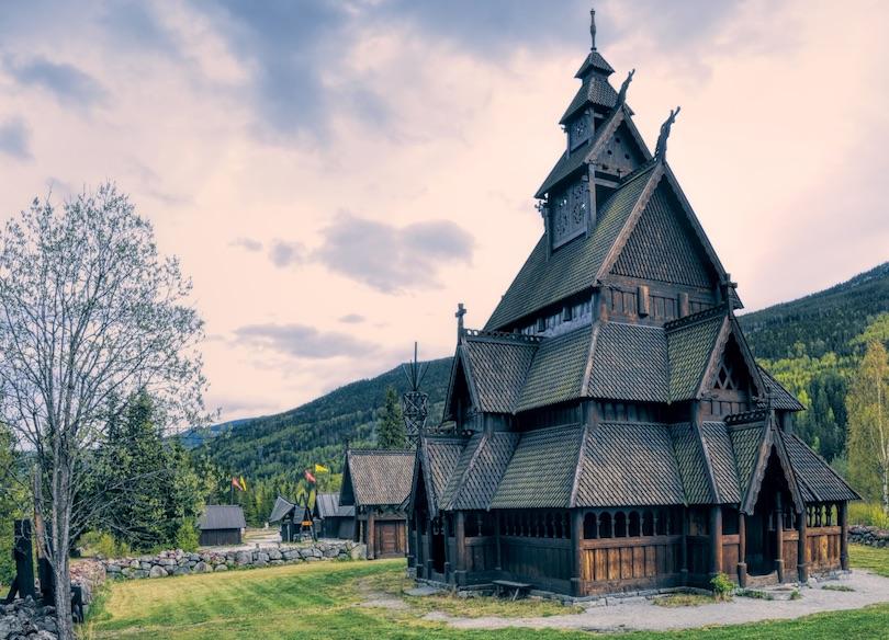 9. Gol Stave Church