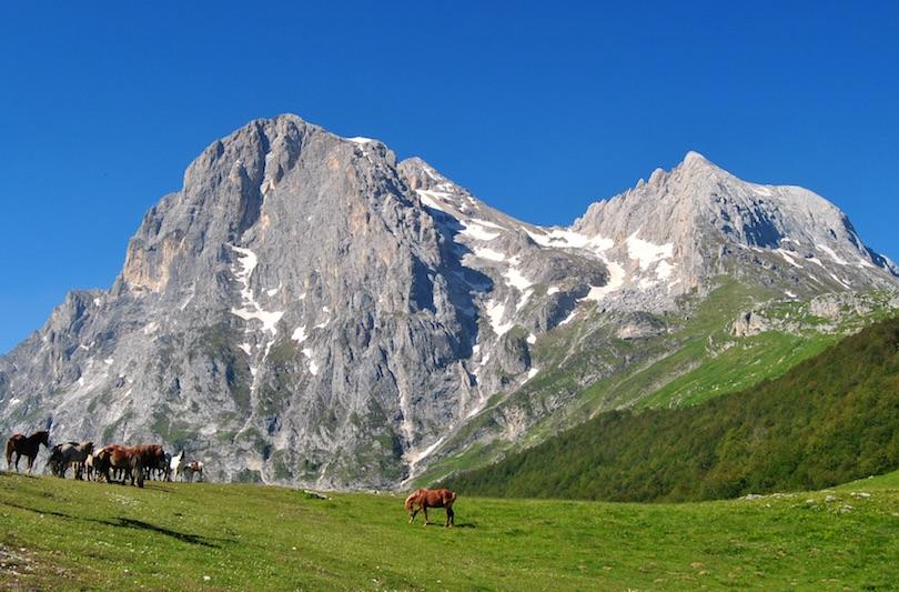 9. Gran Sasso and Monti della Laga National Park