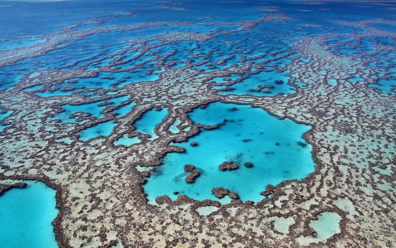 7. Great Barrier Reef