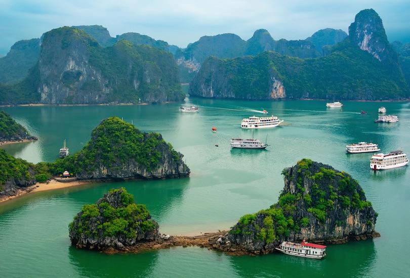 9. Ha Long Bay