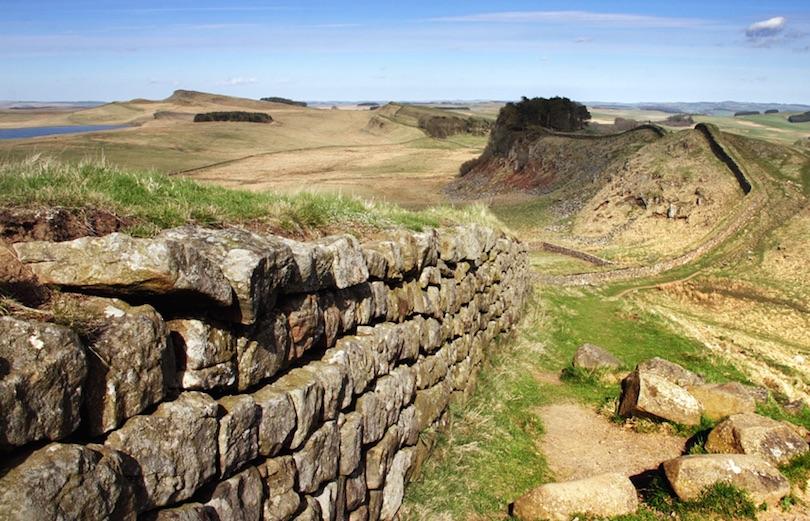 10. Hadrian's Wall