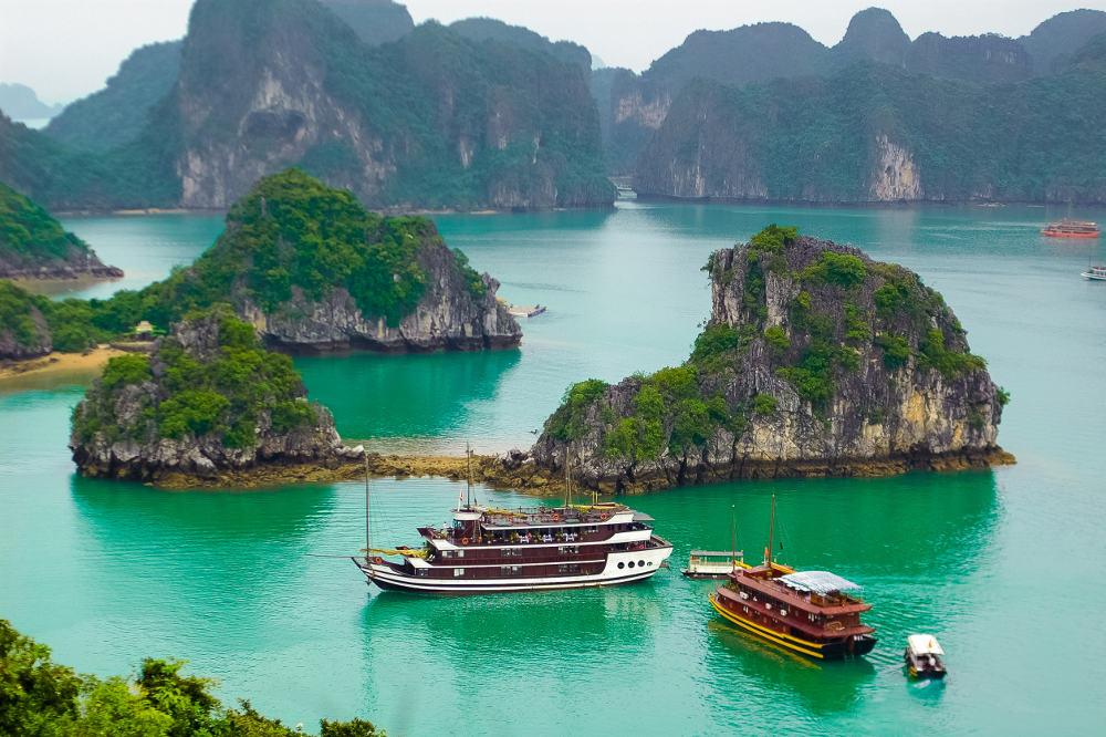 Halong Bay and Hanoi