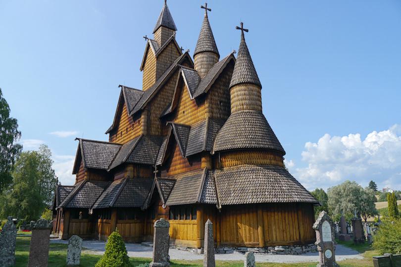 1. Heddal Stave Church