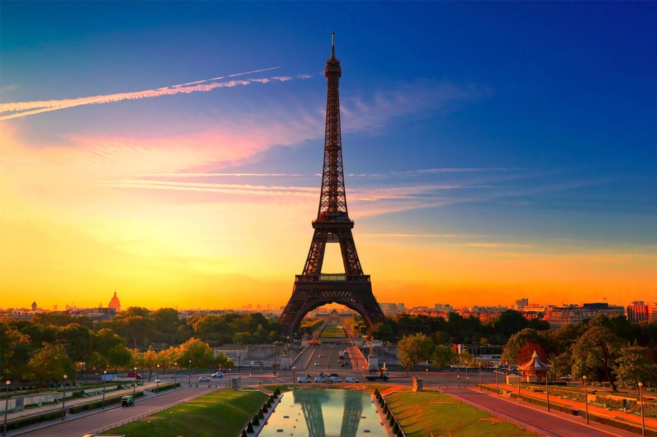 Sâu lắng mùa thu Paris (Pháp)