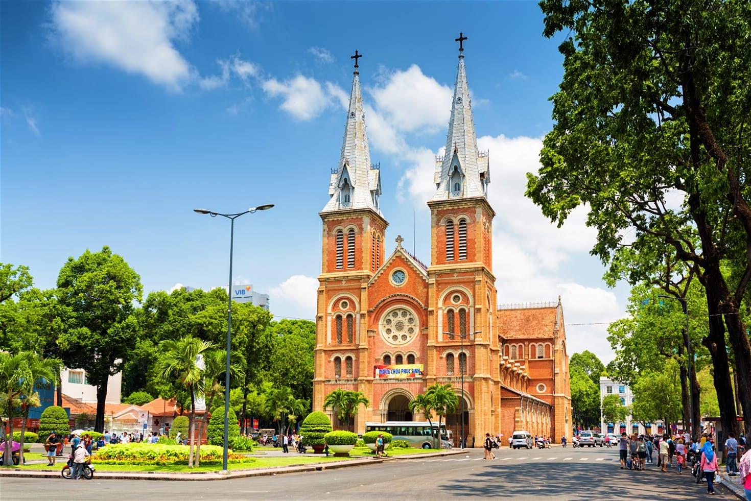 Day 13-14: Ho Chi Minh City