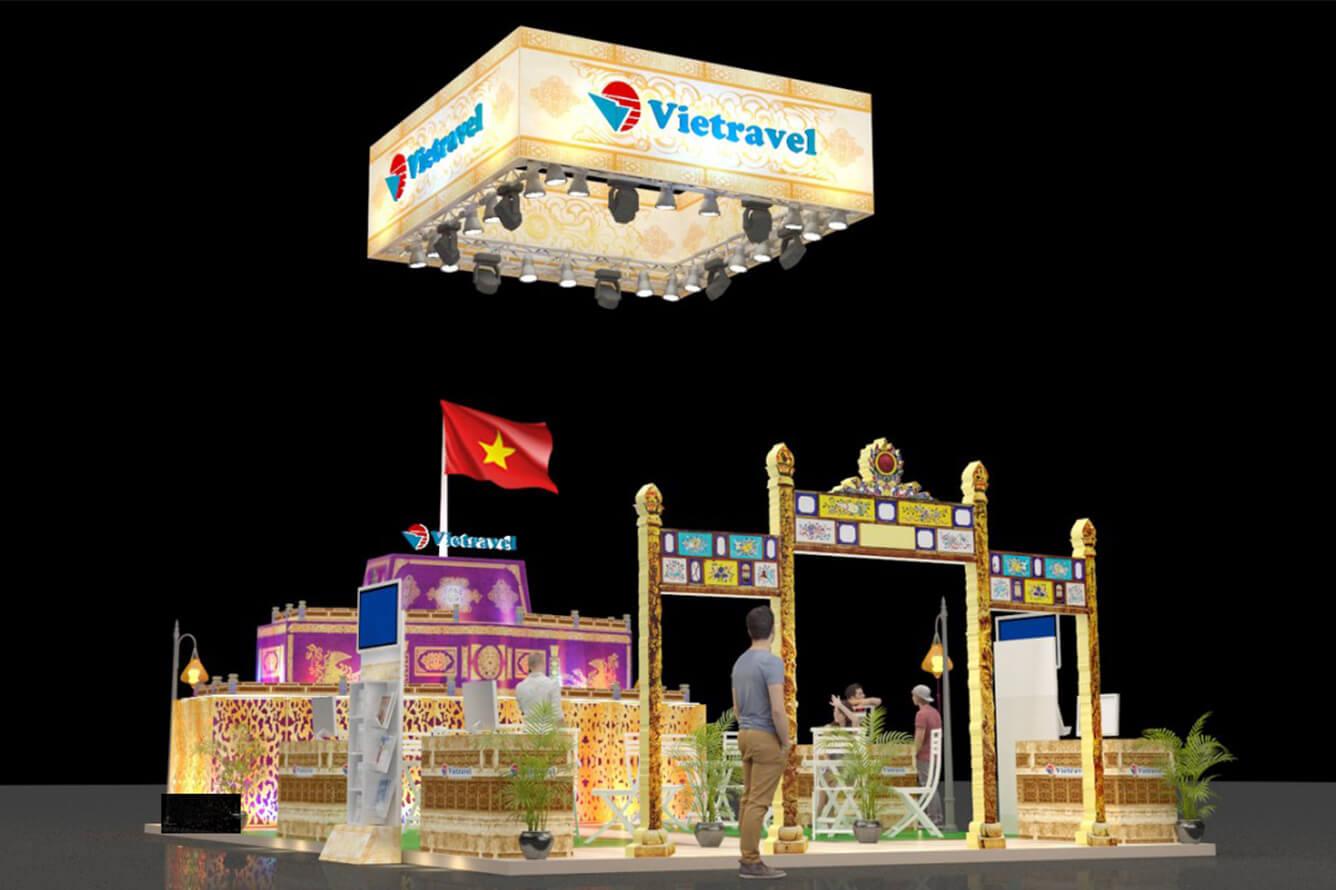 Ưu đãi đến 16 triệu đồng khi mua tour tại Hội chợ Du lịch Quốc tế TP.HCM 2018