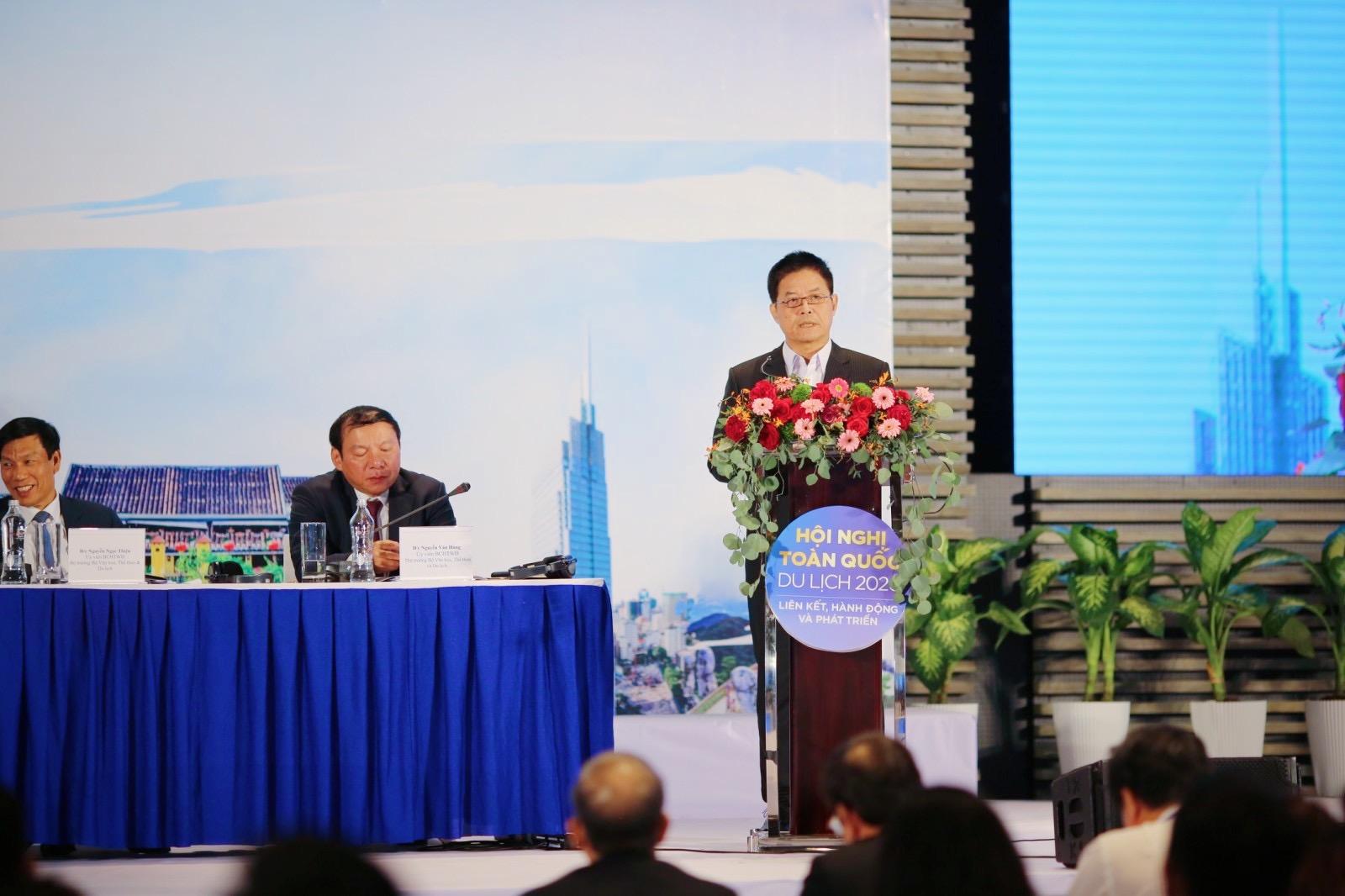 Vietravel đề xuất nhóm giải pháp phục hồi du lịch tại Hội nghị toàn quốc về du lịch năm 2020