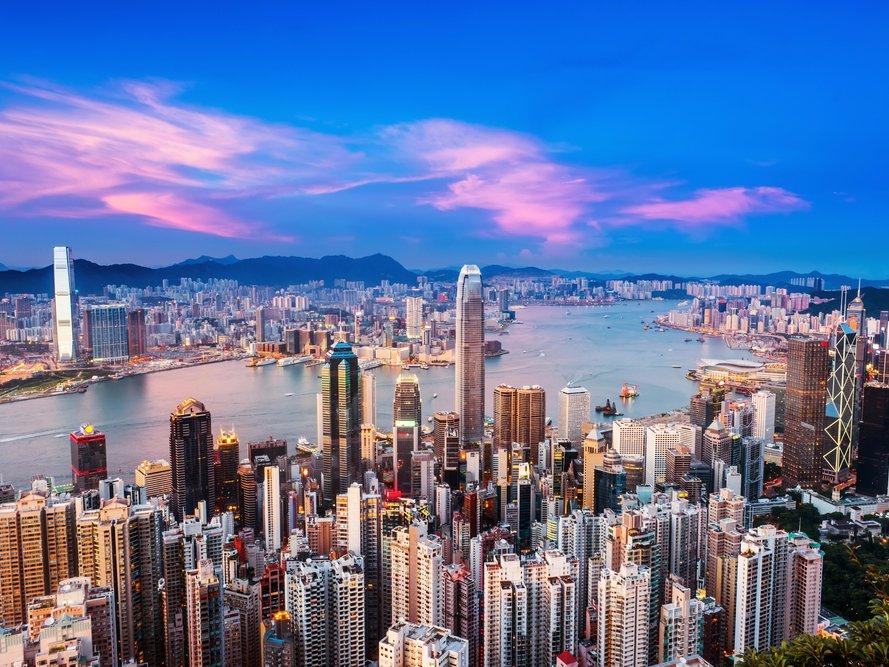 11. Hong Kong, China