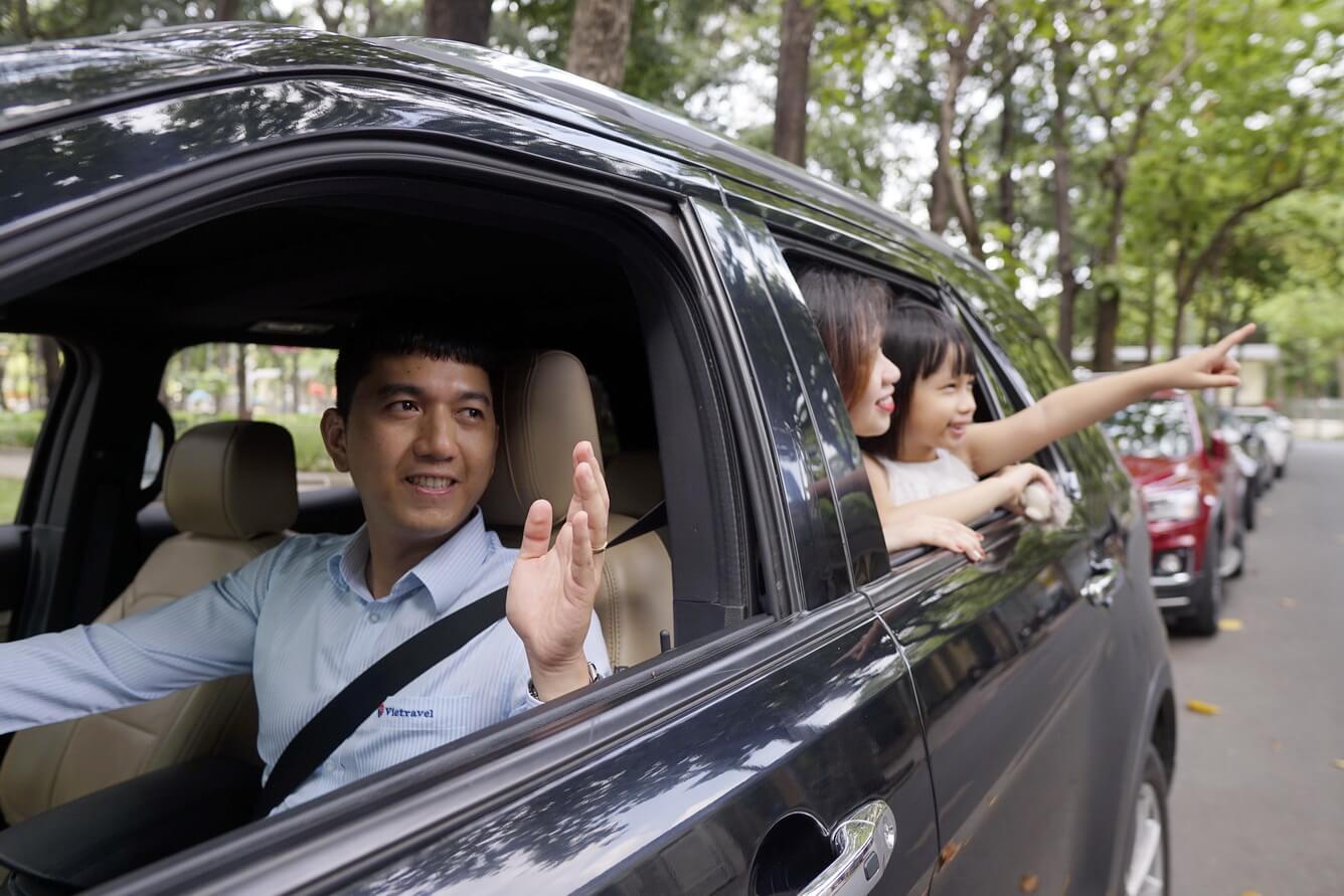 Vietravel công bố bộ tiêu chí đánh giá an toàn dành cho hướng dẫn viên kiêm tài xế