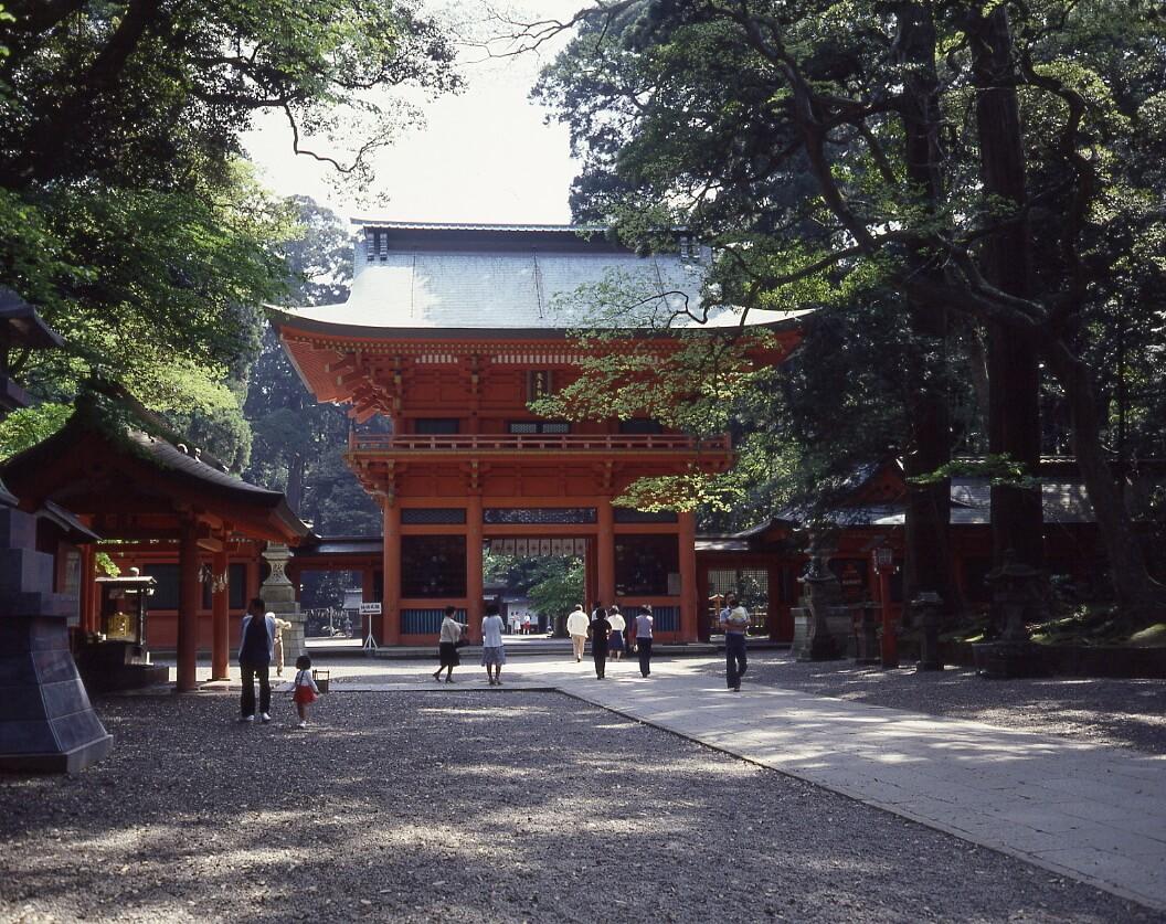 Không chỉ có những điểm tham quan hấp dẫn - Ibaraki còn thu hút du khách bởi khu liên hiệp thể thao