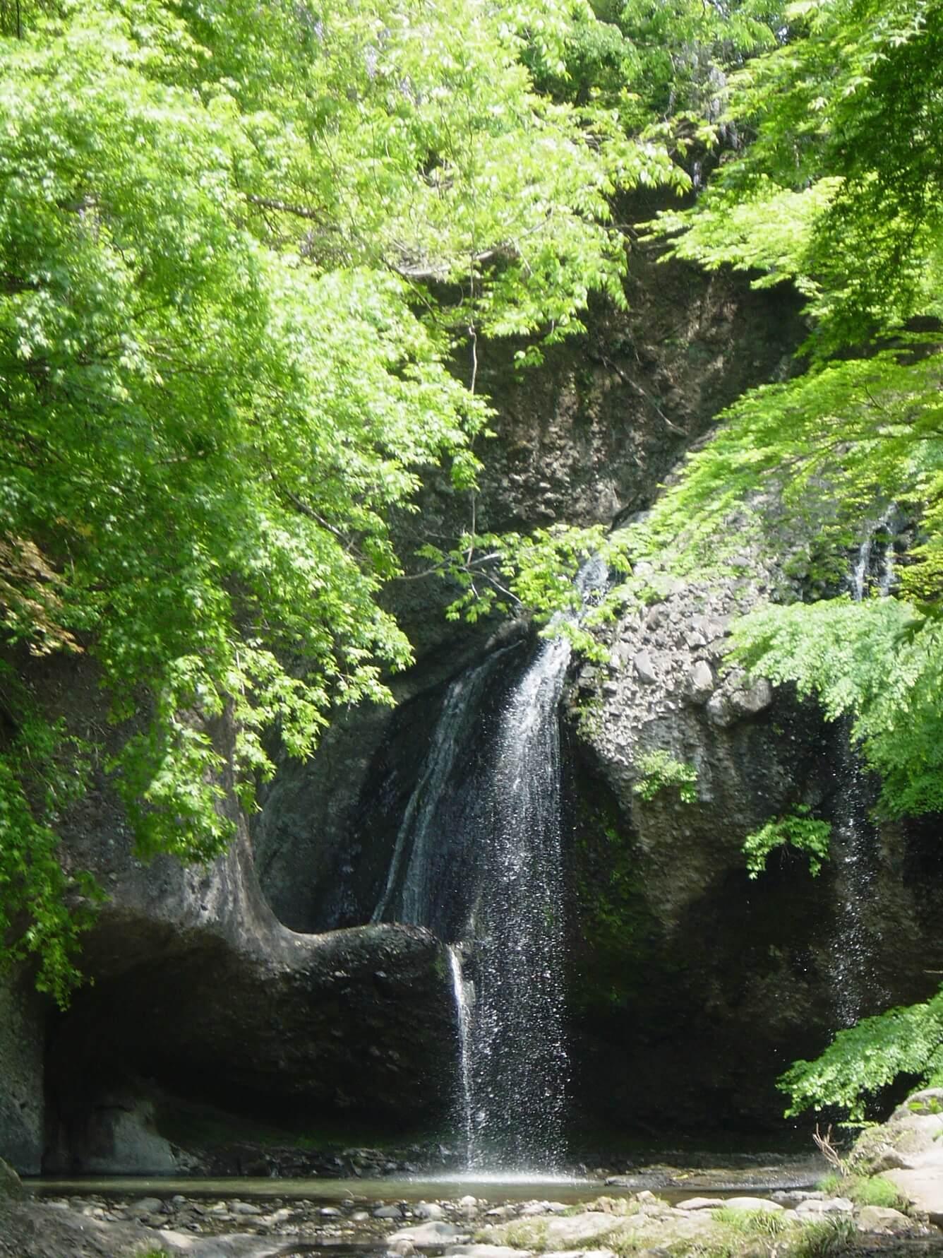 Thác nước Tsukimachi