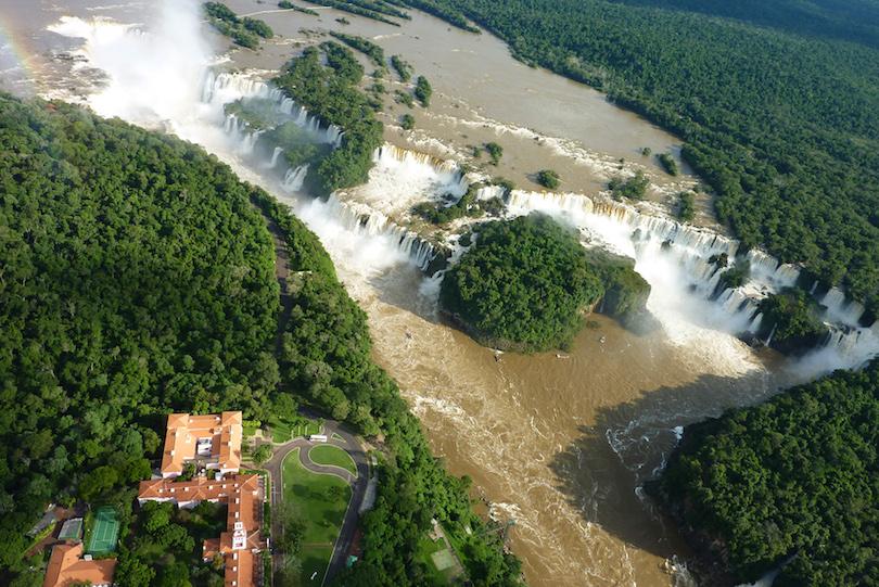 4. Iguazu Falls