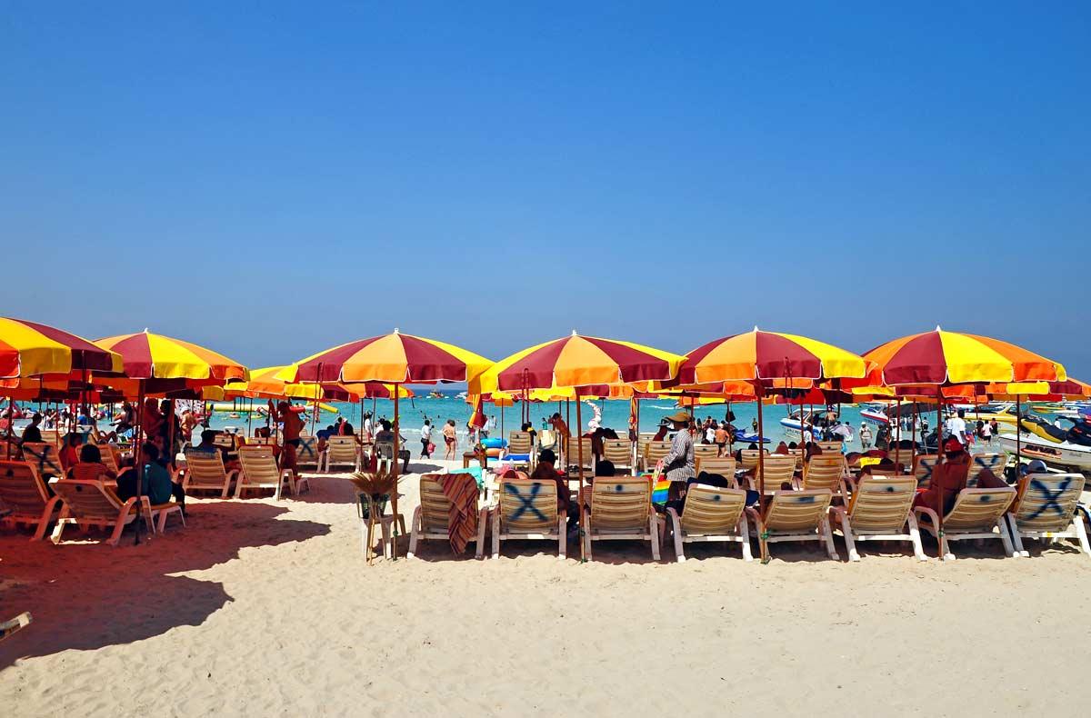 2. Jomtien Beach