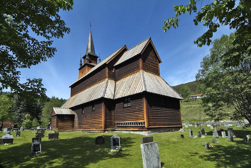 6. Kaupanger Stave Church