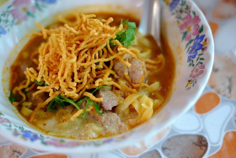 1. Khao Soi Khun Yai