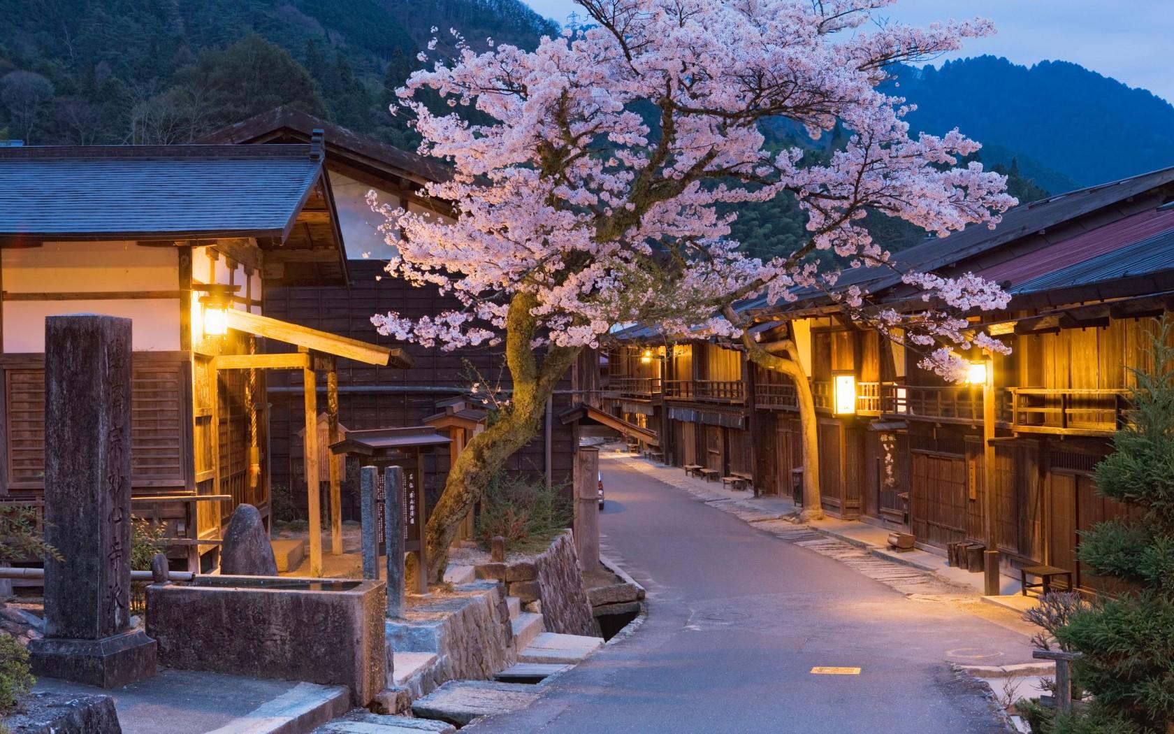 The Kiso Valley