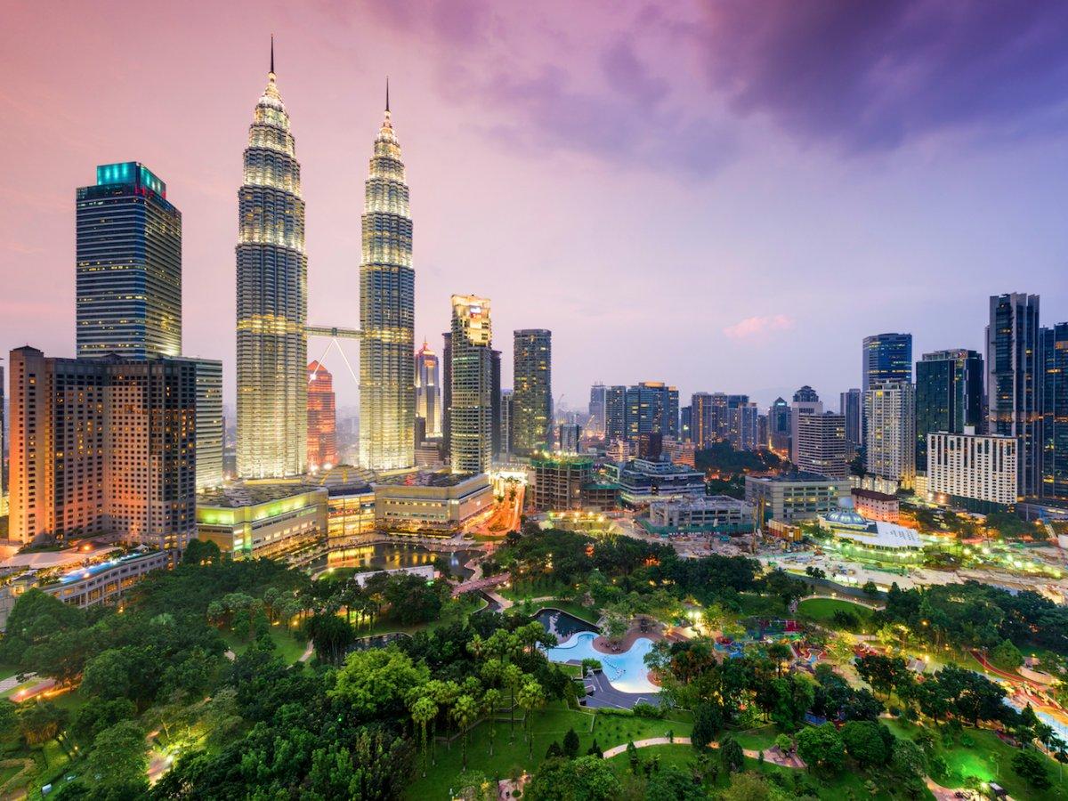 7. Kuala Lumpur, Malaysia