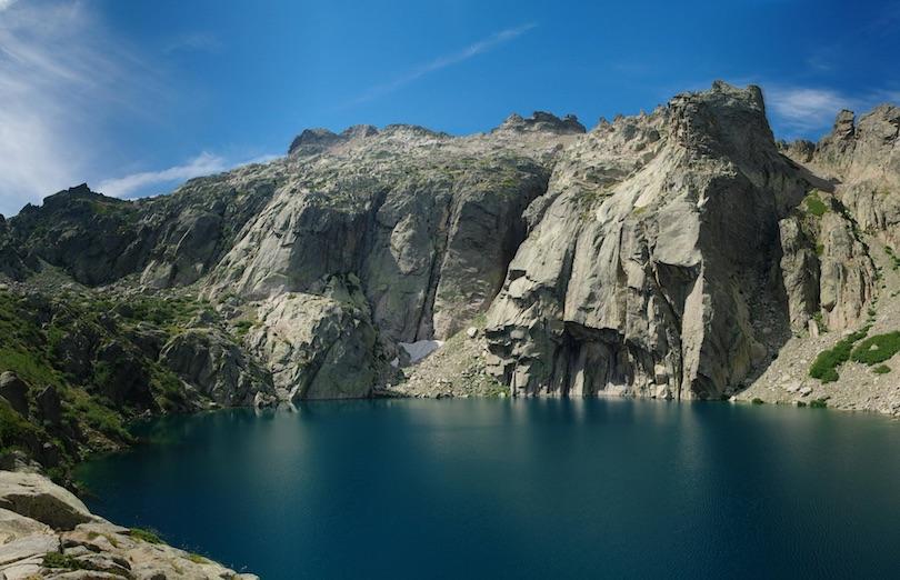 8. Lac de Capitello