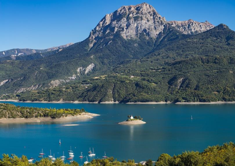 2. Lac de Serre-Poncon