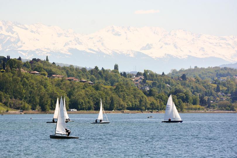 5. Lac du Bourget