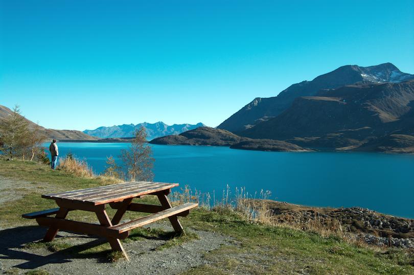7. Lac du Mont Cenis