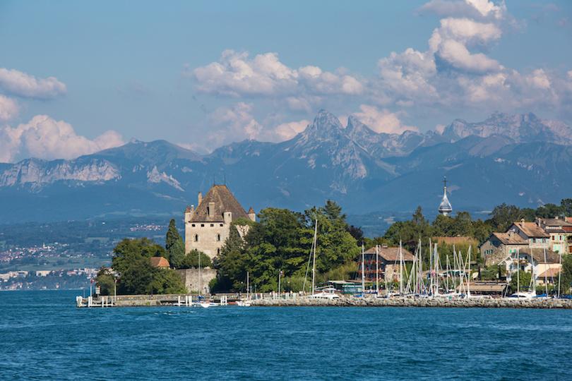 3. Lake Geneva