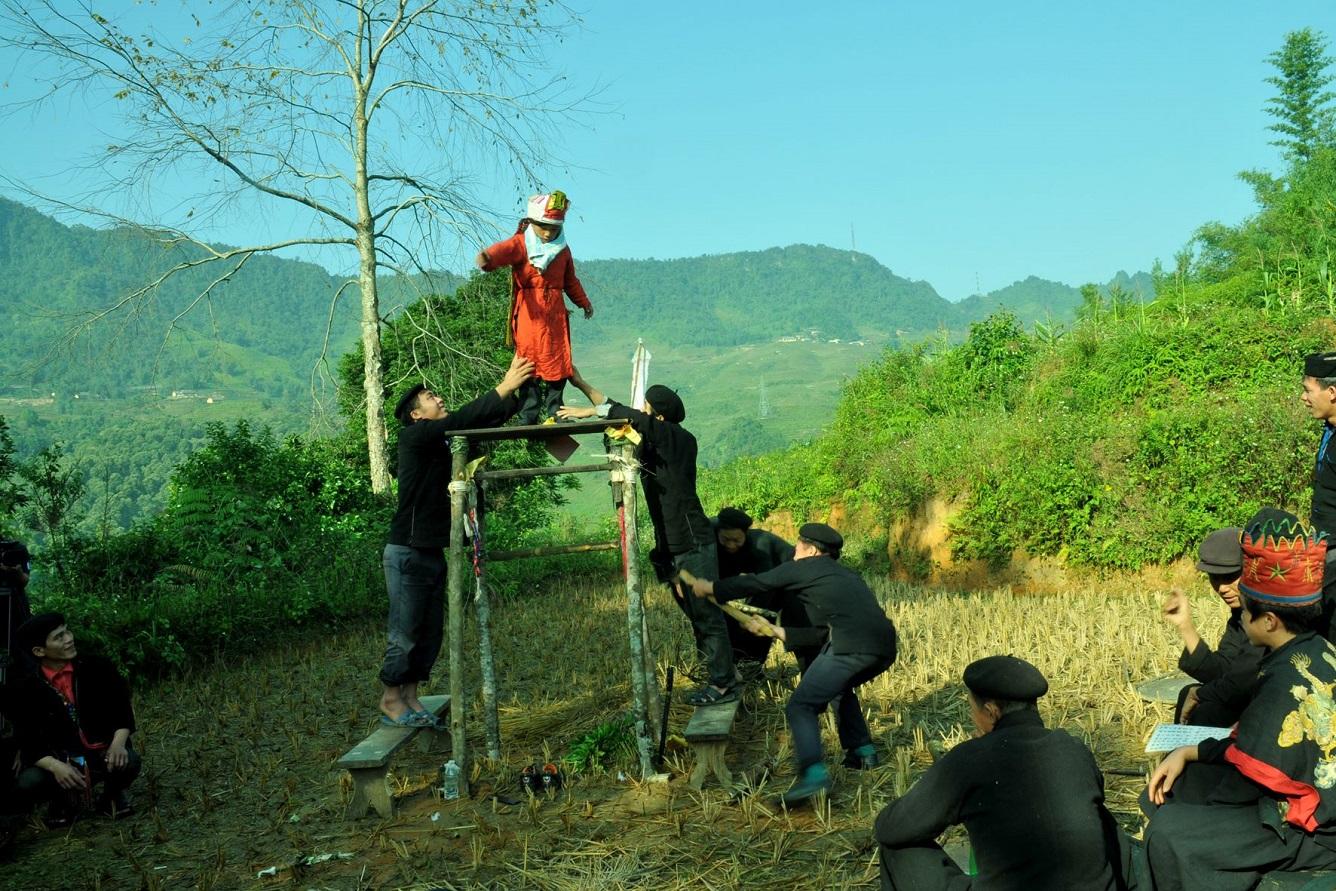 Nét độc đáo trong bản sắc văn hóa dân tộc ở Hà Giang