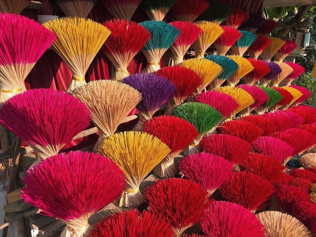 Làng hương Thủy Xuân