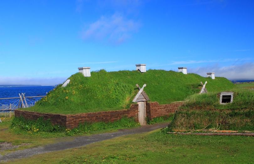 7. L'Anse aux Meadows